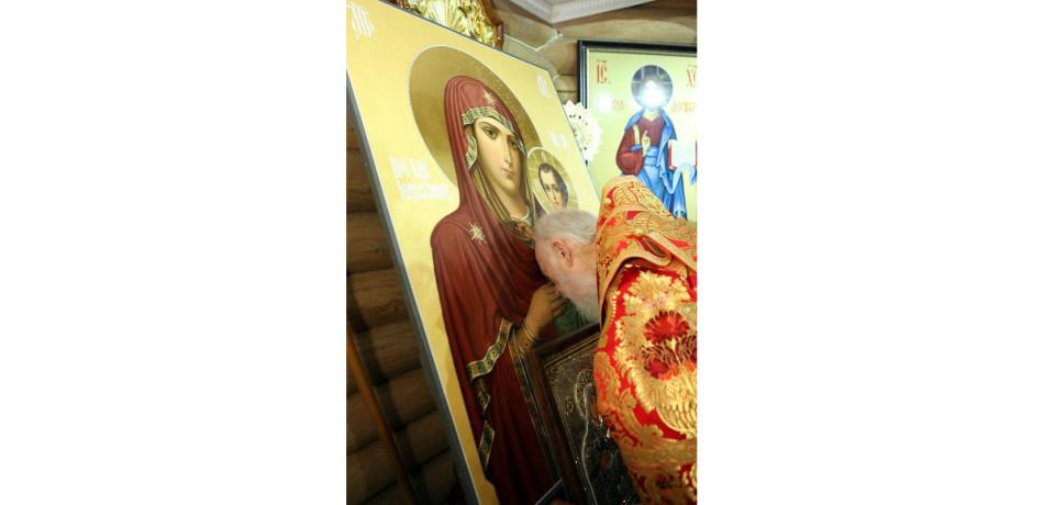 иерусалимская икона богородицы