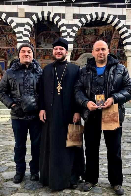 Болгария - Монастырь Иоанна Рыльского