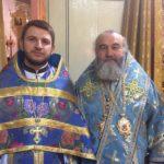 7 протоієрей Димитрій Гарчук з митрополитом Могилів-Подільським і Шаргородським Агапітом
